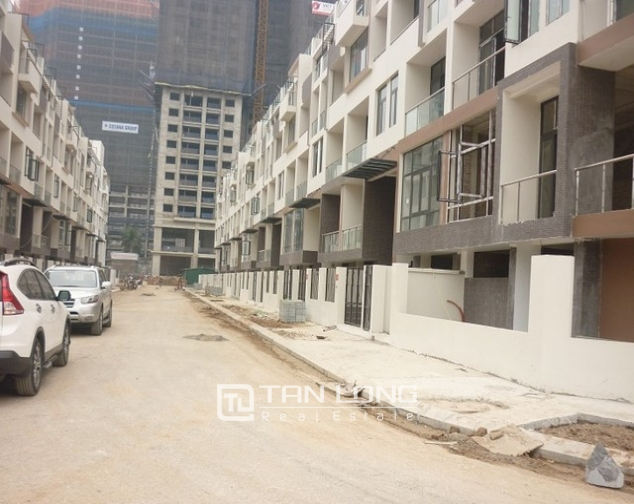 Spacious office for rent in Ham Nghi Street, Tu Liem district, Hanoi. 3