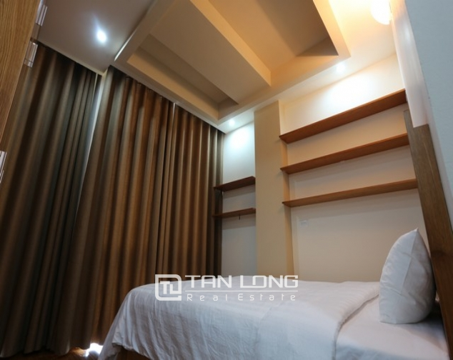 Spacious studio serviced apartment for rent in Duy Tan, Cau Giay district 5