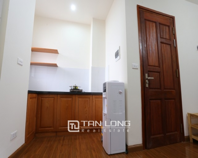 Spacious studio serviced apartment for rent in Duy Tan, Cau Giay district 7