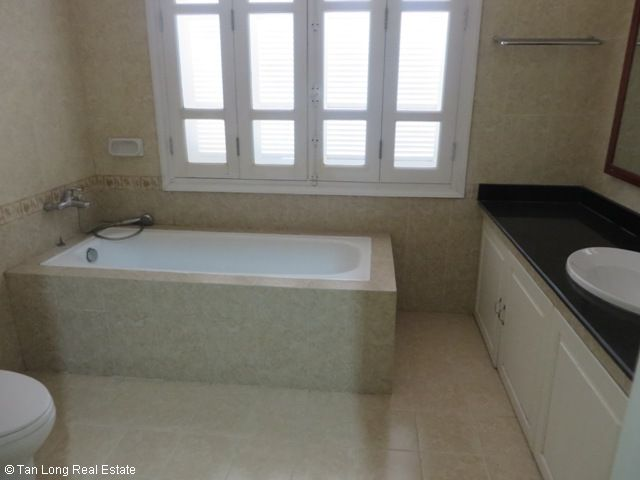 Spacious villa in Block T9, Ciputra for rent at 1500 USD 2