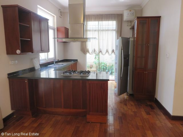 Spacious villa in C5 Block, Ciputra, Hanoi for lease 4