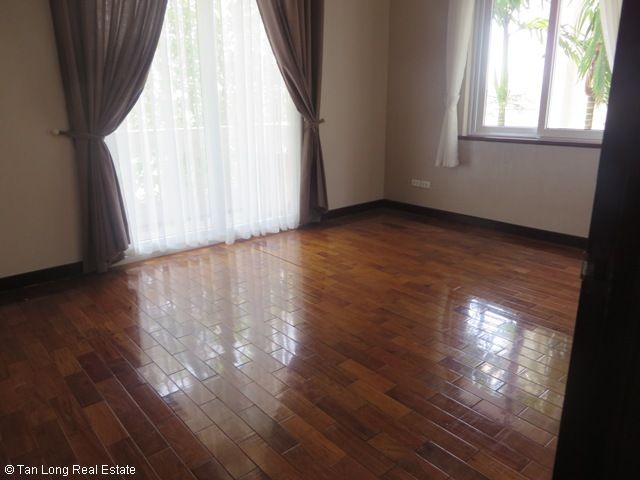 Spacious villa in C5 Block, Ciputra, Hanoi for lease 7