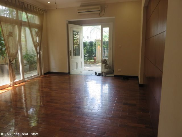 Spacious villa in C5 Block, Ciputra, Hanoi for lease 1