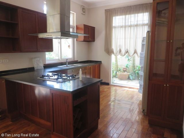 Spacious villa in C5 Block, Ciputra, Hanoi for lease 2