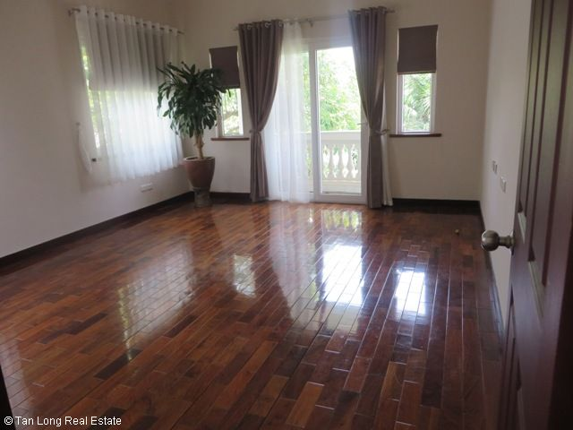 Spacious villa in C5 Block, Ciputra, Hanoi for lease 5
