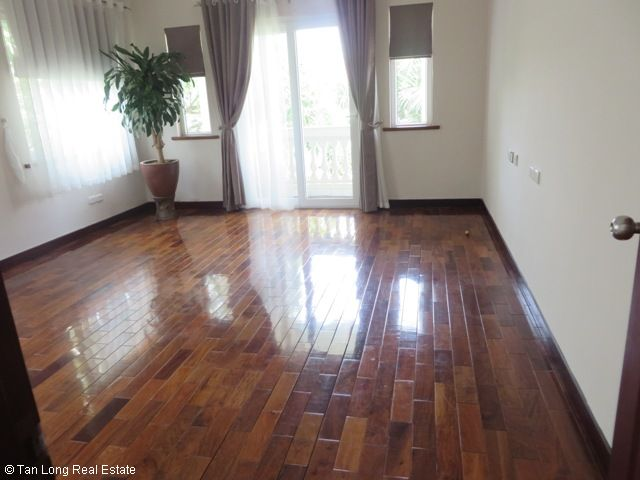 Spacious villa in C5 Block, Ciputra, Hanoi for lease 8