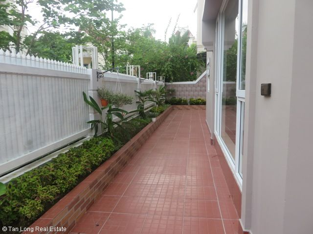 Spacious villa in T2 Block, Ciputra, Hanoi for lease at 3500USD 1