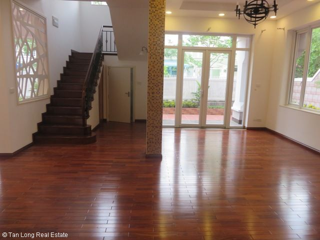 Spacious villa in T2 Block, Ciputra, Hanoi for lease at 3500USD 6