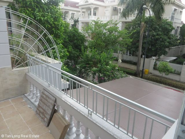 Spacious villa in T2 Block, Ciputra, Hanoi for lease at 3500USD 9