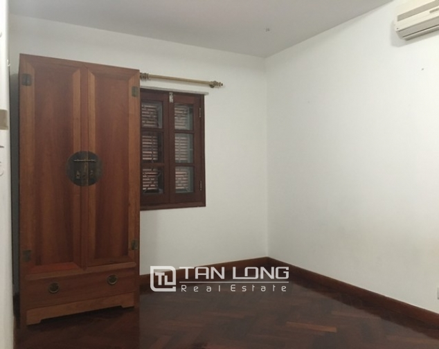 Spacious villa with 3 storeys, large garden in To Ngoc Van, Tay Ho for rent 5
