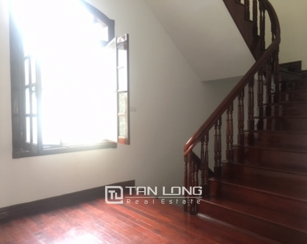 Spacious villa with garden and pool rental in Tay Ho street, Hanoi. 5