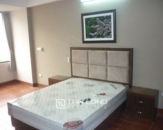 Spacious with fully furnished serviced apartment for rent in Dinh Thon – Nam Tu Liem dis 1