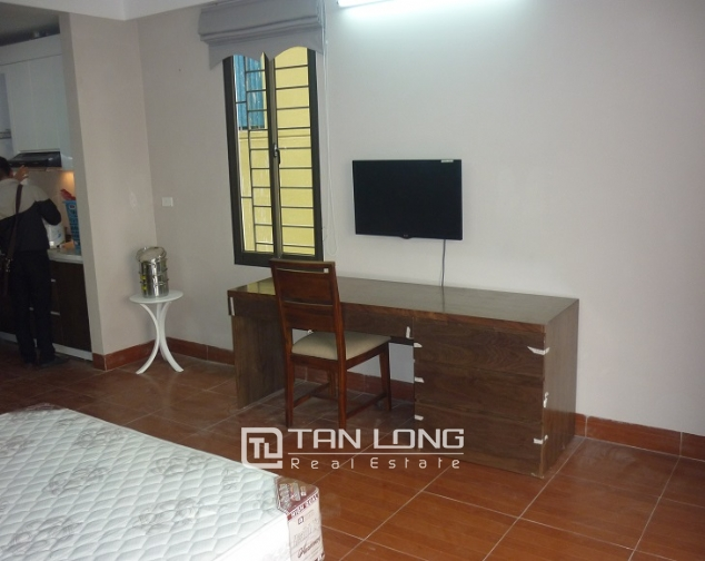 Spacious with fully furnished serviced apartment for rent in Dinh Thon – Nam Tu Liem dis 3