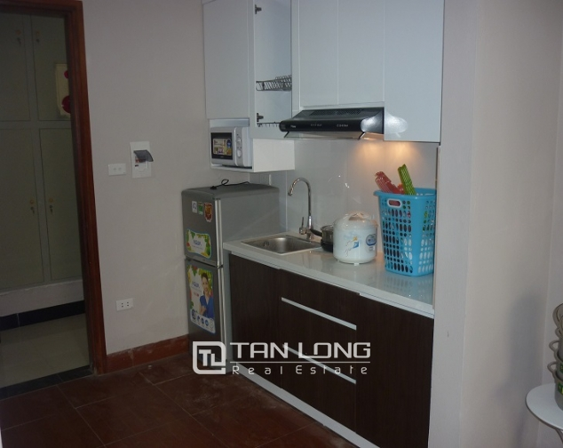 Spacious with fully furnished serviced apartment for rent in Dinh Thon – Nam Tu Liem dis 4