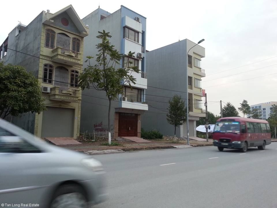 Spanking new 4 storey house for rent in Huyen Quang, Dai Phuc, Bac Ninh 1