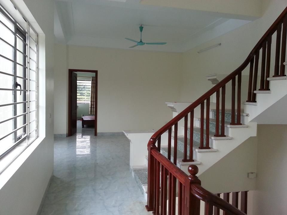 Spanking new 4 storey house for rent in Huyen Quang, Dai Phuc, Bac Ninh