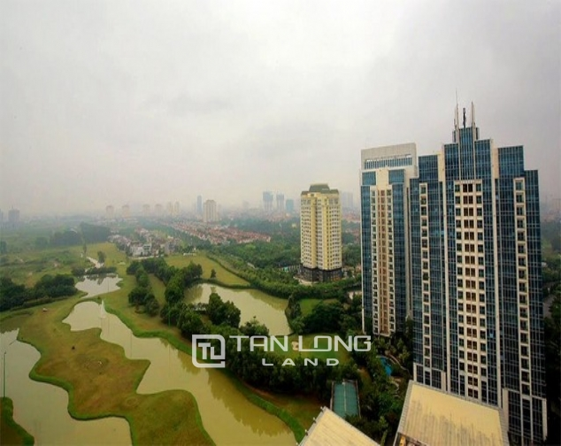 Spectacular golf view 3 bedroom apartment for rent  in L3 The Link Ciputra 8