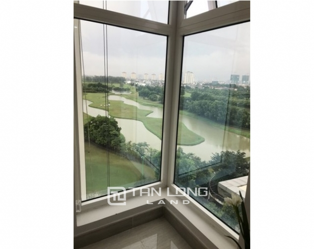 Spectacular golf view 3 bedroom apartment for rent  in L3 The Link Ciputra 10