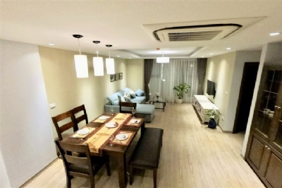 Splendid 2 bedroom apartment for rent in D.leroisolei Xuan Dieu street, Tay Ho district