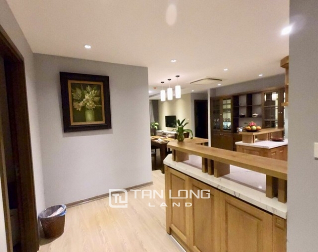 Splendid 2 bedroom apartment for rent in D.leroisolei Xuan Dieu street, Tay Ho district 2