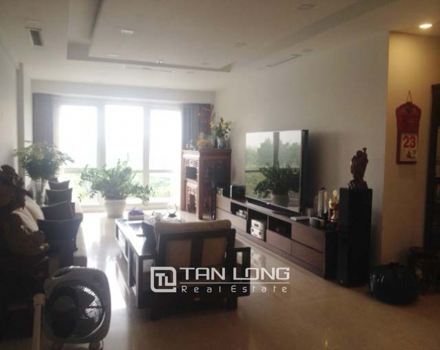 Splendid 3 bedroom apartment with full furniture P1 Ciputra Hanoi for sale 1
