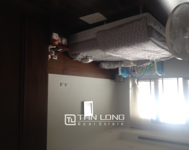 Splendid 3 bedroom apartment with full furniture P1 Ciputra Hanoi for sale 7