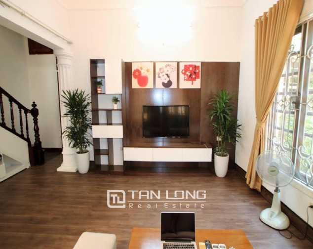 SPLENDID 3-bedroom house for rent in Tay Ho street! 5