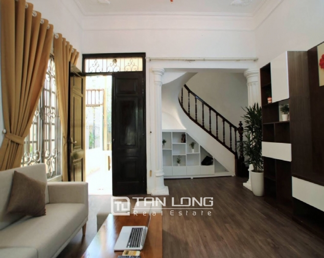 SPLENDID 3-bedroom house for rent in Tay Ho street! 7