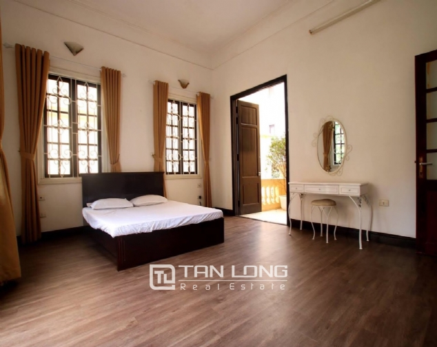 SPLENDID 3-bedroom house for rent in Tay Ho street! 10