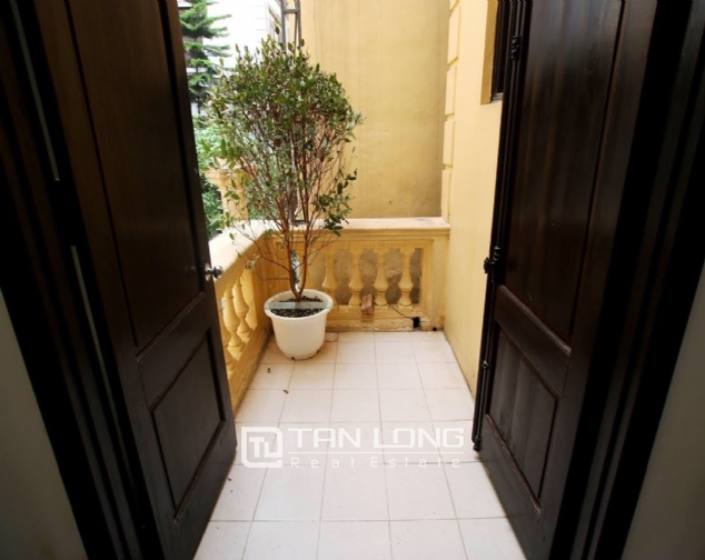 SPLENDID 3-bedroom house for rent in Tay Ho street! 1