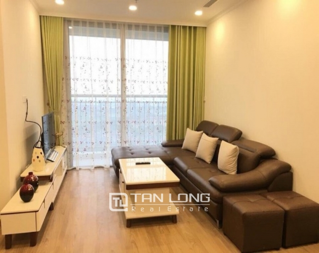 Splendid and full furniture 3 bedroom apartment for rent in Vinhomes Gardenia, Ham Nghi 1