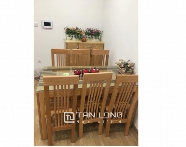 Splendid and full furniture 3 bedroom apartment for rent in Vinhomes Gardenia, Ham Nghi 3
