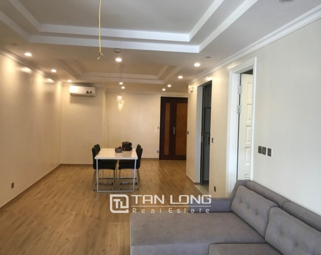 Splendid and fully furnished 3 bedroom apartment for rent in E4 building Ciputra Ha Noi 1