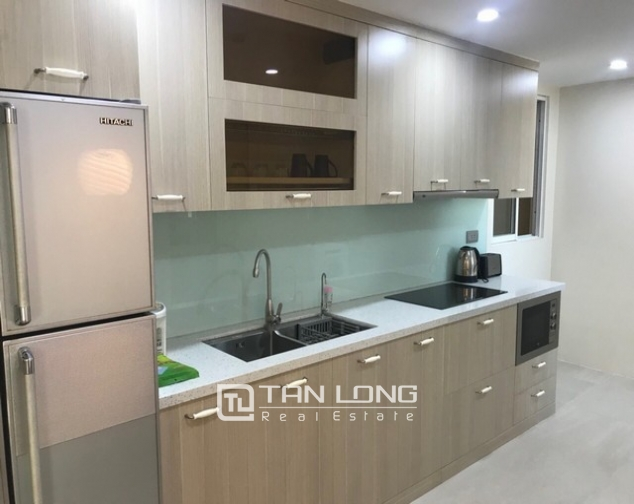 Splendid and fully furnished 3 bedroom apartment for rent in E4 building Ciputra Ha Noi 3