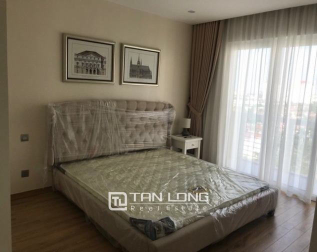 Splendid and fully furnished 3 bedroom apartment for rent in E4 building Ciputra Ha Noi 5