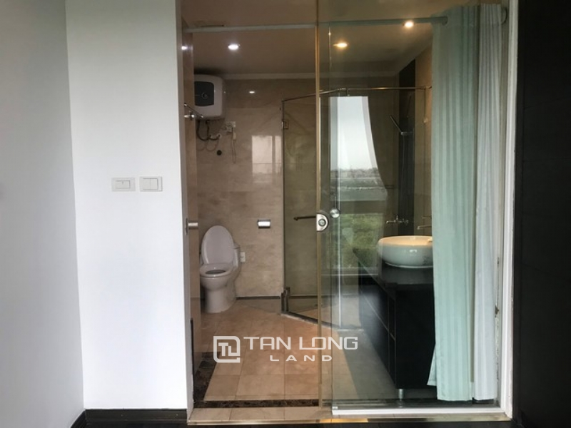 Splendid and golfview 3 bedroom apartment 182sqm for rent in P1 tower Ciputra near Ciputra club 1