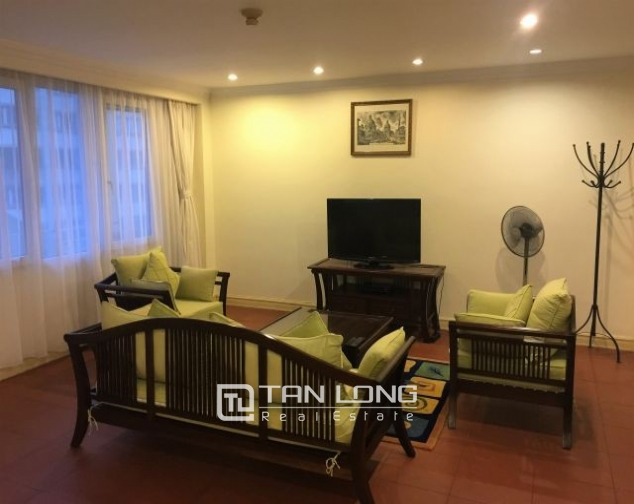 Splendid and luxurious serviced apartment in Nguyen Binh Khiem, Hai Ba Trung district 1