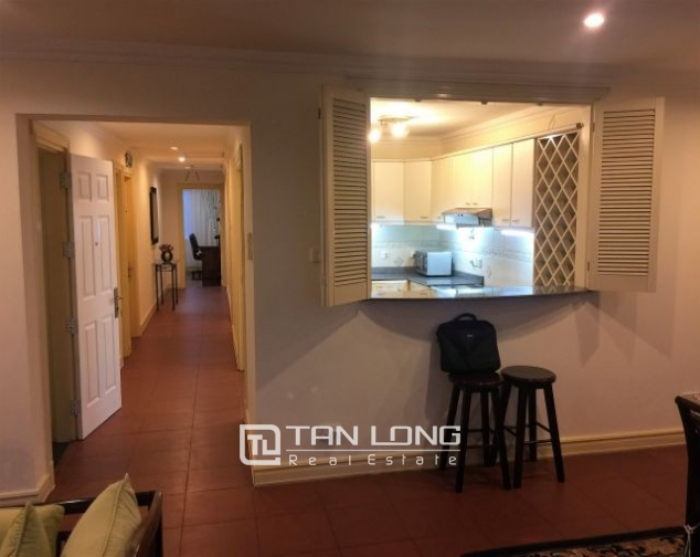 Splendid and luxurious serviced apartment in Nguyen Binh Khiem, Hai Ba Trung district 5