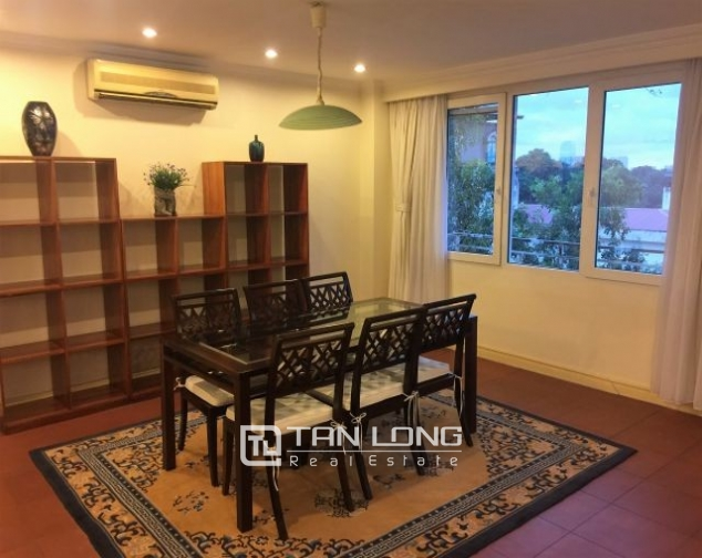 Splendid and luxurious serviced apartment in Nguyen Binh Khiem, Hai Ba Trung district 6
