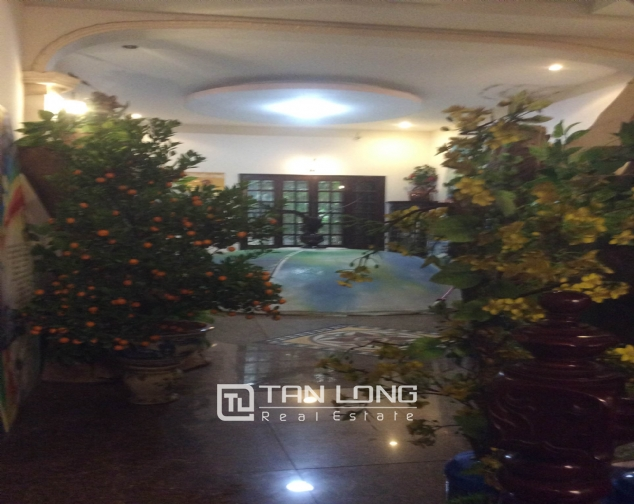 Splendid house for sale in Buoi street, Ba Dinh district. 10