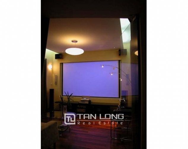 Splendid villa with 4 storey for lease in Tran Phu, Ba Dinh, Hanoi 4