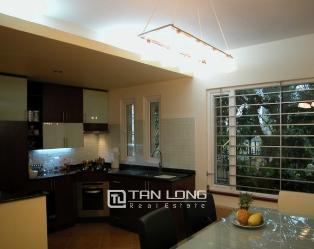 Splendid villa with 4 storey for lease in Tran Phu, Ba Dinh, Hanoi 7