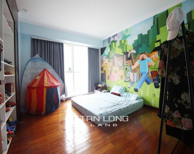 Standard and golfview 4 bedroom apartment 267sqm for rent in L tower Ciputra urban area 9