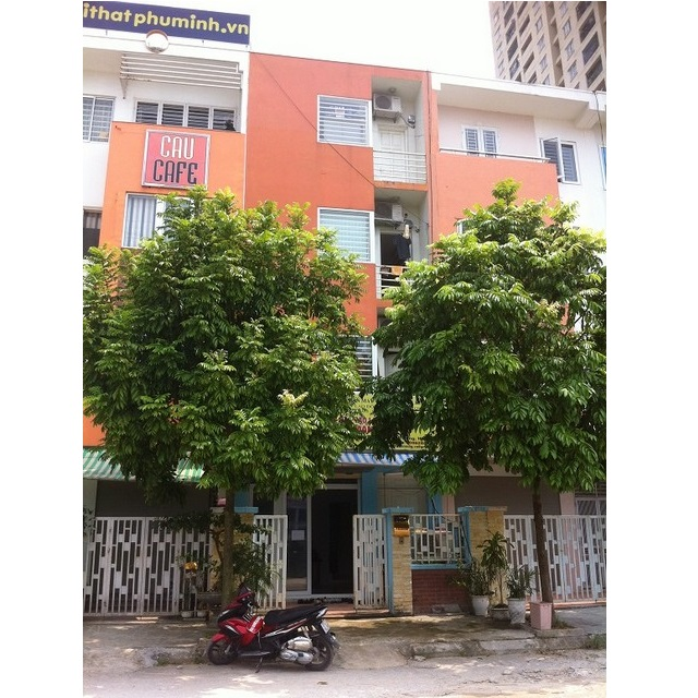 Street house for rent in Van Khe Ha Dong district, Hanoi