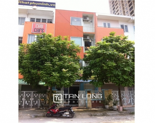 Street house for rent in Van Khe Ha Dong district, Hanoi 1