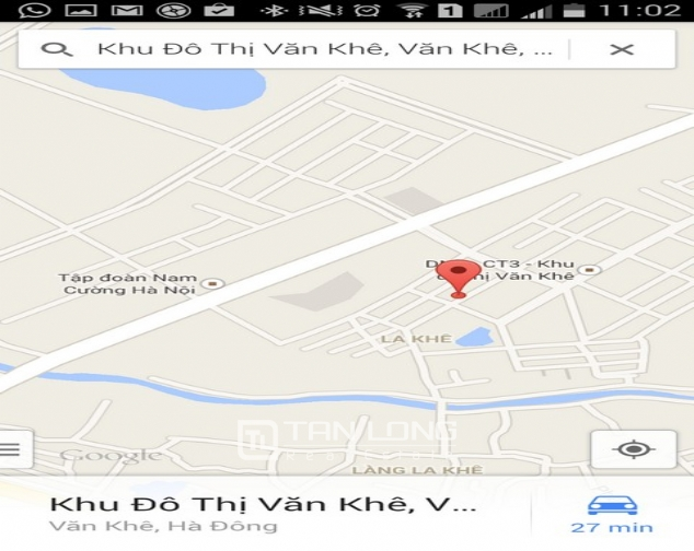 Street house for rent in Van Khe Ha Dong district, Hanoi 3