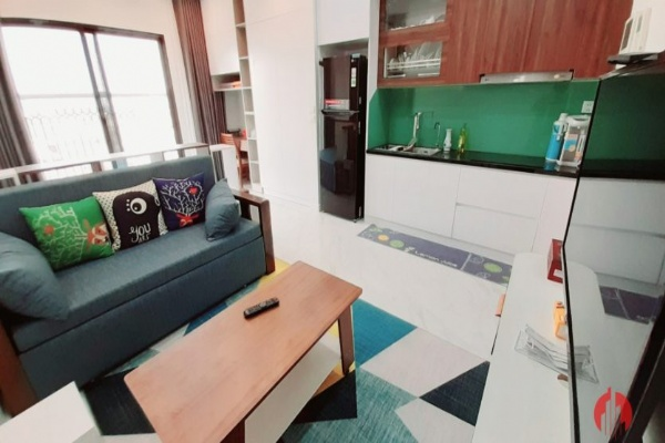 Studio apartment for rent in D.ELDORADO, Tay Ho district