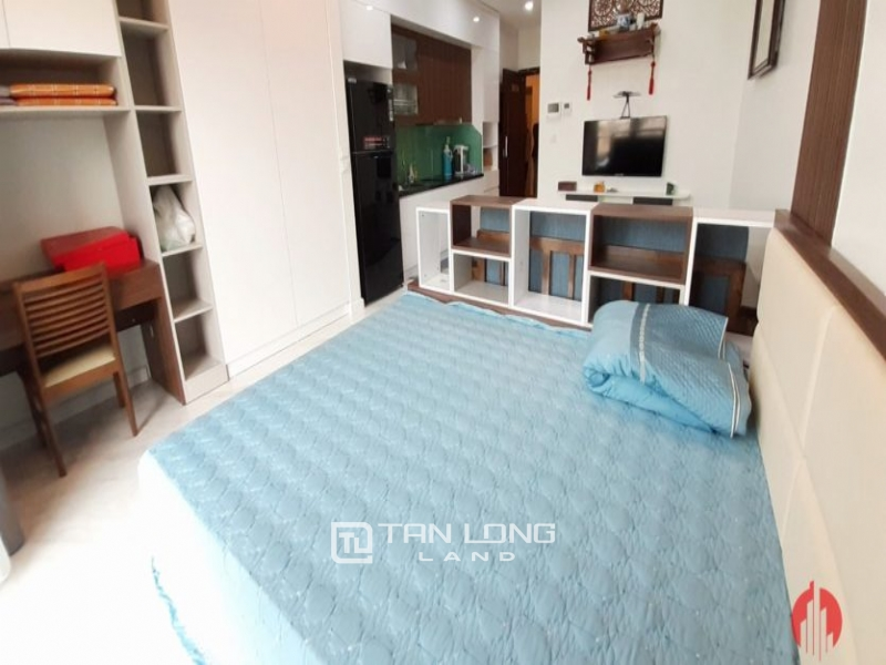 Studio apartment for rent in D.ELDORADO, Tay Ho district 6