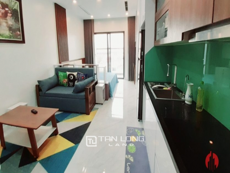 Studio apartment for rent in D.ELDORADO, Tay Ho district 10