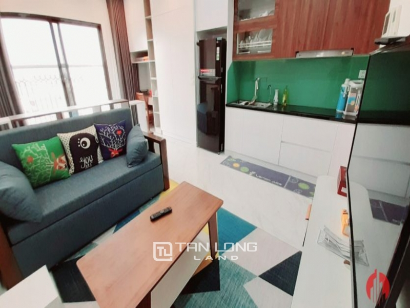 Studio apartment for rent in D.ELDORADO, Tay Ho district 8